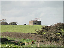 TM5284 : Pillbox near Beach Farm, Benacre by Adrian S Pye