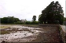 SH5571 : Church Island at Menai Bridge by Steve Daniels