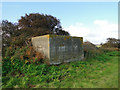 TM5384 : Suffolk Square style pillbox at Benacre by Adrian S Pye