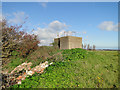 TM5284 : Large pillbox and lookout point at Benacre by Adrian S Pye