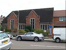 TQ2075 : East Sheen Baptist Church by Eirian Evans