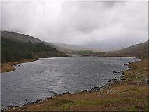 SH7157 : Llynnau Mymbyr from the east by Nigel Brown