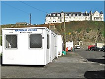 NW9954 : The Harbour Office, Portpatrick by Ann Cook