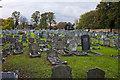 TQ4586 : Ilford Cemetery by Martin Addison