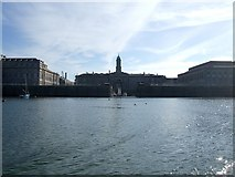 SX4653 : Royal William Victualling Yard from the Cremyll Ferry by Rob Farrow