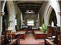 NY6208 : All Saints Church, Orton, Interior by Alexander P Kapp