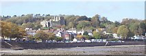 SS6188 : Oystermouth Castle by Len Williams