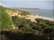 SX0652 : Carlyon Bay by Philip Halling
