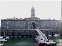 SX4653 : Melville, Royal William Victualling Yard by Rob Farrow