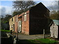 SD9649 : Farm buildings near Carleton by John H Darch