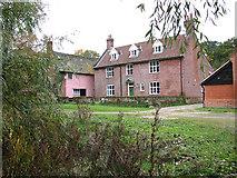 TG2202 : Common Farm (farmhouse), Dunston by Evelyn Simak