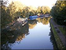 TQ1683 : Grand Union Canal (Paddington branch) by Peter S