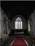SO3958 : A view of the chancel by Bill Nicholls
