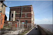 TA0827 : Dockland dereliction by Richard Croft