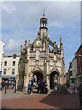 SU8604 : Market Cross, Chichester by Colin Park