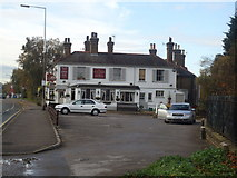 TQ1667 : The City Arms public house, Long Ditton by Stacey Harris
