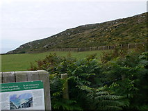 SH1325 : The slope of Mynydd Mawr at the tip of the Lleyn peninsula by Eirian Evans