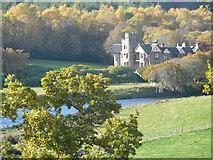 NH5292 : Gruinards Lodge by sylvia duckworth