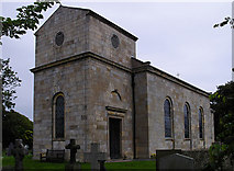 SK5073 : Elmton - Church by Dave Bevis