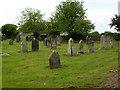NU2322 : Holy Trinity, Embleton, Graveyard by Alexander P Kapp