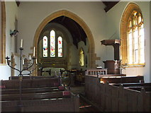 ST5621 : St. Vincent's, Ashington, Somerset by nick macneill