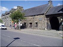 SH7400 : Senedd-dy Owain Glyndwr - Glyndwr's Parliament House by Eirian Evans