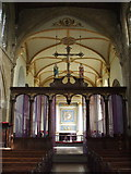 ST6834 : Chancel, St. Mary's, Bruton by nick macneill
