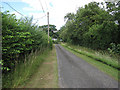 TL6958 : Road from Upend Green by Hugh Venables
