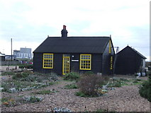 TR0917 : Prospect Cottage, Dungeness by Malc McDonald