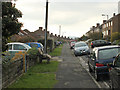 ST6070 : 2010 : West on Ponsford Road, Knowle by Maurice Pullin