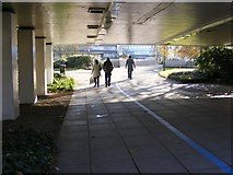 SP3378 : Coventry Underpass by Gordon Griffiths