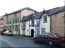 SJ0566 : Britannia Inn, Denbigh by Eirian Evans