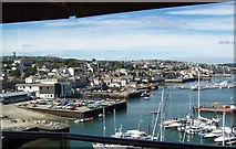 SW8132 : Falmouth Harbour from the National Maritime Museum by Andrew King