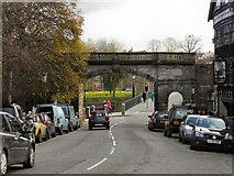 SJ4065 : Bridge Gate by David Dixon