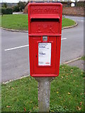 TM2850 : St.Andrew's Place Postbox by Adrian Cable