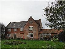 TM3886 : St Andrew's Hall, Ilketshall St Andrew's by Adrian S Pye