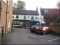 TQ1666 : George and Dragon public house, Thames Ditton by Stacey Harris