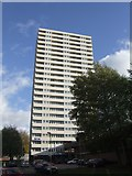 SO9299 : Council Housing - Brockfield House by John M