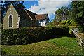 SP8603 : Little Hampden Church by Rob Rogers