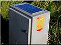 J4868 : Solar panel near Comber by Albert Bridge