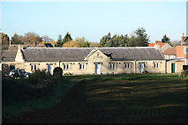 SK9341 : Hickson's Almshouses by Richard Croft