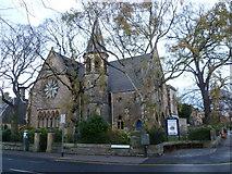 NT2572 : St. Catherine Argyle Church, Grange Road by kim traynor