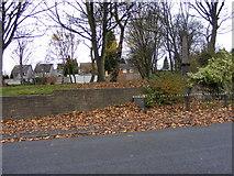 SO9596 : Fraser Street Graveyard by Gordon Griffiths