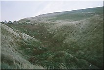 SW3526 : Vellan Dreath Valley, Sennen, Cornwall by Trionon