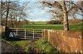 NS3727 : Monkton Farmland View by Mary and Angus Hogg