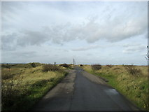 NZ5626 : On the Road South Gare by Chris Heaton