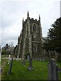 SD5095 : St Oswald's Church, Burneside, Tower by Alexander P Kapp
