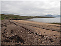 NC0405 : Beach at Acheninver by Hugh Venables