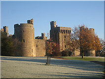 TQ7825 : Bodiam Castle by Oast House Archive