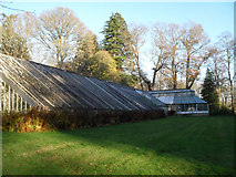 NH7389 : Greenhouse at Skibo Castle by Peter Moore
